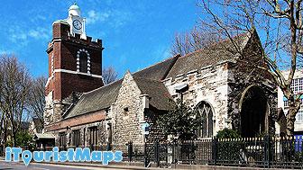 Photo of Bow Church
