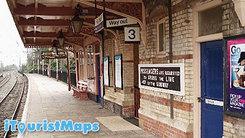 Hanwell Railway Station