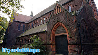 Photo of St Mark's Church, Noel Park
