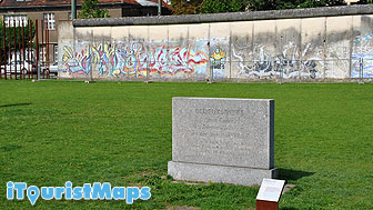 Photo of Berlin Wall Memorial