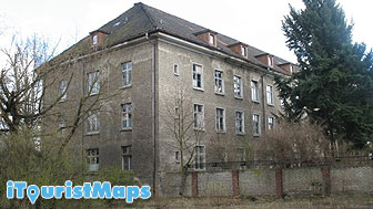 Photo of Former Soviet Army Headquarters