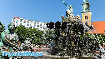 Photo of Neptune Fountain