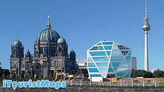 Berlin tourist attractions // Tourist Maps