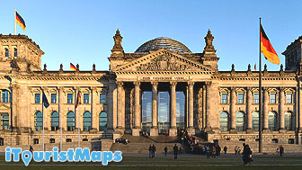 Photo of Reichstag