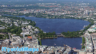 Photo of Alster Lake