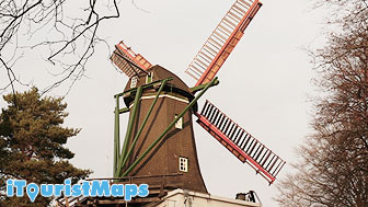 Photo of Bergedorf Windmill