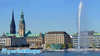 Things to do in Hamburg and tourist attractions Tourist Maps
