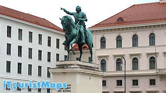 Photo of Monument of Elector Maximilian I