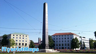 Photo of Obelisk to the Bavarians