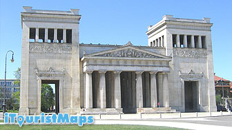 Photo of Propylaea