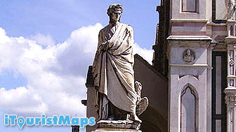 Photo of Dante Alighieri Statue