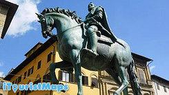 Statue of Cosimo I de' Medici