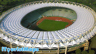 Photo of Olympic Stadium