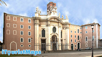 Photo of Santa Croce in Gerusalemme