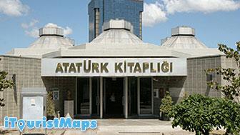 Photo of Ataturk Library