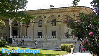 Photo of Dolmabahce Palace Grounds